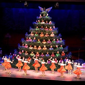 60th Annual Singing Christmas Tree and Singing Christmas ...
